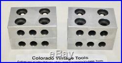 (10) Machinist Toolmaker 1 x 2 x 3 Steel BlocksParallel Milling Lathe CNC