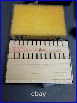 15pc Kaiser Thinbit Tool Holder & Insert Lot Grooving Lathe Machinist