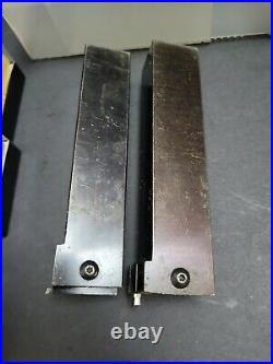 21pc Kaiser Thinbit Tool Holder & Insert Lot Grooving Face ID/OD Lathe Machinist