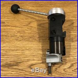 2.001 Fine Adjustment Machinist Built Lathe Radius Cutter