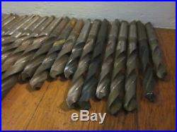 34 Morse Taper 2 MT MT2 Drill Bit Tool Set Lot Metal Lathe Machinist Many NOS