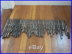 38 Morse Taper 2 MT MT2 Drill Bit Tool Set Lot Machinist Lathe Mill CNC Many NOS