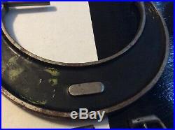 4 Vintage Starrett Micrometer Gage Machinist Tools Lathe Mill