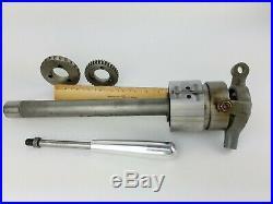 5C collet closer metal lathe 1 1/4 Atlas Logan Royal chuck machinist tool -0
