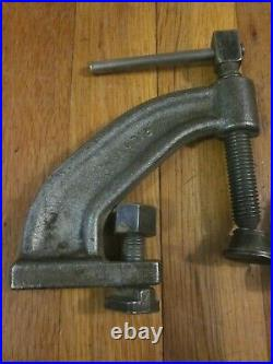 ARMSTRONG Heavy Duty Table Clamp Pair No. 712 EXC Machinist Lathe Mill CNC Tools