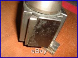 AXA TOOL POST with hardinge LATHE T-NUT (CHROME MOLY) MACHINIST TOOLMAKER TOOLS