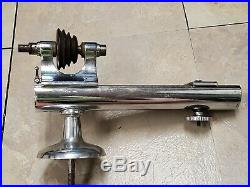 American Watch Tool Co Lathe Bed 8mm Headstock Watchmakers Jewelers Machinist
