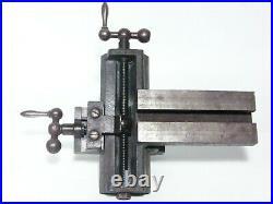 Antique Vintage Machinist Lathe Cross slide