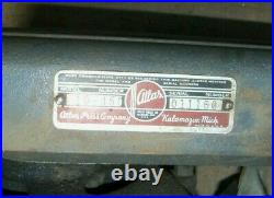 Atlas 10-450 Tool Post Grinder for Machinist Metal Lathe 10 450 (7-11)