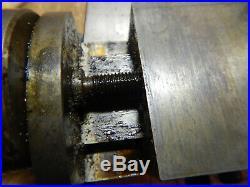 Best Offer Older Hardinge Metal Lathe L4 Base With L3 Tool Slide Machinist Tool