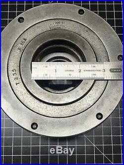 Buck 3 Jaw Adjust-tru 6 2-1/4x8 TPI Lathe Chuck Set-tru Machinist Tool 3634