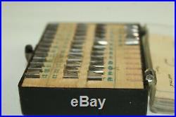 C Machinist tool lathe mill Thin Bit Insert Cutters ThinBit Grooving Inserts