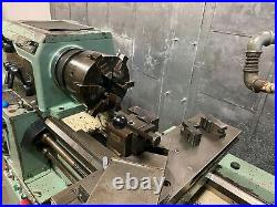 Cadillac Model 1428 Engine Precision Machinist Lathe 14 x 28 With Tooling Nice