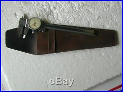 Caliper Starrett 120A- 6 Black Dial Mill Lathe Machinist Tools