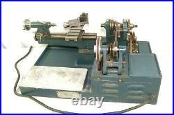 Cowells 90 20-100B Jewelers Watchmakers Machinists Lathe Cowell Engineering