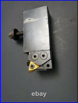 DTM Precision CXA Threading Tool Holder Machinist Lathe H90 8A Parting Indexable
