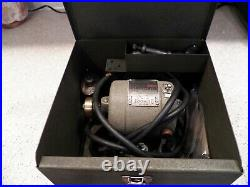 DUMORE No. 14 Tom Thumb Tool Post Grinder for Machinist's Lathe