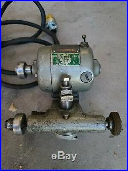 DUMORE No. 14 Tool Post Grinder for Machinist's Lathe