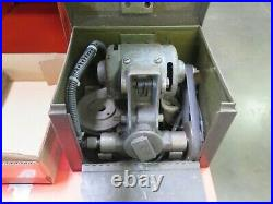 DUMORE TOOL POST GRINDER FOR MACHINIST'S LATHE with Case