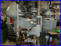Delta Rockwell 15 Drill Press DP220 lathe mill machinist