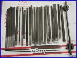 Die files, die filer, machinist tool, lathe, mill
