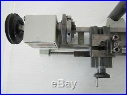 Emco Unimat 3 Mini Micro Hobby Watchmaker Lathe Machinist Machine Shop Tool