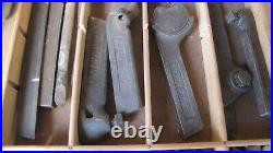 For Machinist Lathe Cutting Tools/Holders/Wrenches Various Sizes CASE NOT INCL