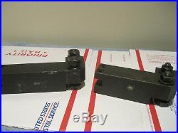 Hardinge C16 and C17 Tool Holder Machinist Tools