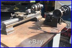 Hardinge Elgin Metal Lathe 9 Collet Machinist Tool Room Watchmaker Jeweler