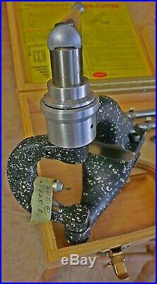Holdridge USA Radii 3D Radius Cutter Tool Set Lathe Radii Concave Machinist