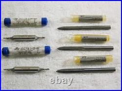 Huge Lot of Machinist Tools End Mills Lathe NEW