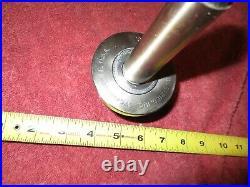 Ideal USA MT 3 Live Center Metal Lathe Machinist Tool Bull Nose 49-503, 2-7/8 D