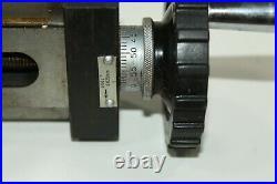 J Machinist lathe tool handmade milling attachment