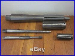 K. O. LEE & LECOUNT EXPANDING MANDREL SET 3/8 3 1/4 Machinist Lathe Mill Tools