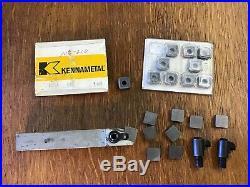 Kennametal Bits & Tool Holder Inserts Cutter Bits Machinist Lathe Mill Etc