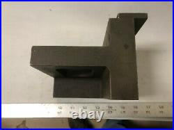 LMACHINIST LATHE MILL Machinist Set Up Angle Block Fixture / OfCe