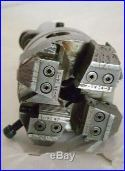 Landis MACHINIST TOOLS LATHE MILL Die Head Tapping Thread 5/8 Geometric +
