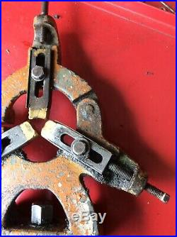 Lathe Machinist tool Steady Rest 5 Centerline