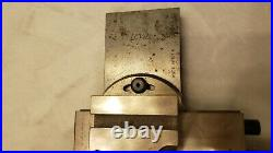 Levin Cross Slide for Watchmakers Jewelers Machinist Lathe
