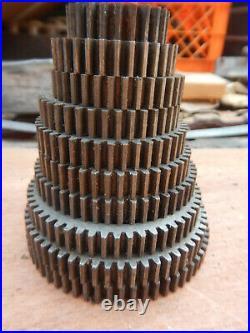 Logan Metal Lathe Change Gears 64,60 56 52 46 44 40 36. Machinist Tooling