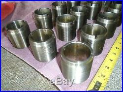Lot 12 Hardinge Precision Thread Pitch Lead Screws Lathe Machinist Tools Machine
