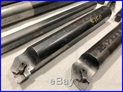 Lot Of Lathe And Mill Tool Holders, Machinist Tools, Boring Bars