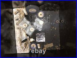 MACHINIST LATHE LARGE Dumore Number 57 011 Tool Post Grinder OfcE FrBk