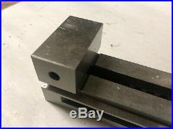 MACHINIST LATHE MILL 2 1/2 Ground Precision Grinding Vise ShC