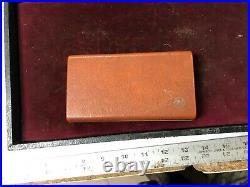 MACHINIST LATHE MILL Bestest Brown & Sharpe Dial Indicator Gage 7031 OkCb GenRc