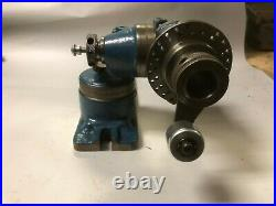 MACHINIST LATHE MILL Eastern Machine & Tool 5C Collet Index Grinding Fixture OfC