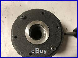 MACHINIST LATHE MILL Grand Germany Lathe Spindle Collet Spinning Fixture
