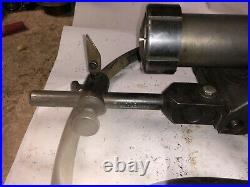 MACHINIST LATHE MILL Harig Air Flow Fixture for End Mill s 5C Collet OfcE