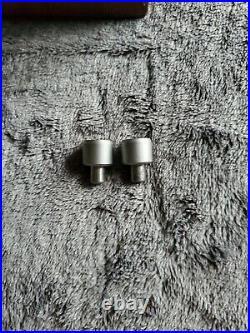 MACHINIST LATHE MILL Infinity Micro Precision Boring Head Set FrBk ShE