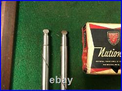 MACHINIST LATHE MILL Lot of Spot Facer Counter Bore End Mill Cutters A DrL